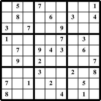 Free sudoku printouts Useful