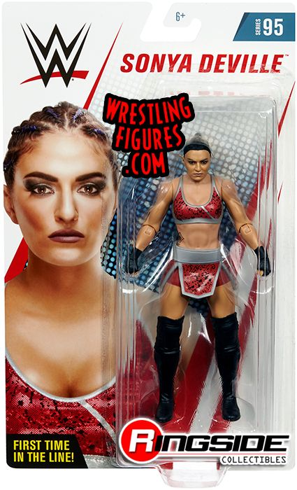 WWE Divas NXT Carmella Series 89 Women Wrestling Action Figure Kid Child Toys