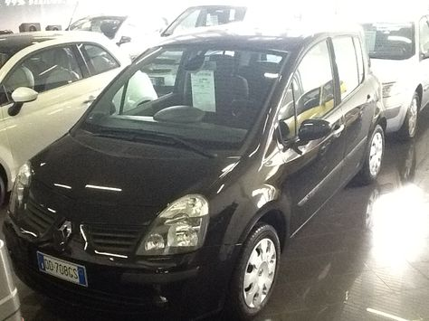 Renault Modus 1200 16v breil 2006 km. 50.000  $6000