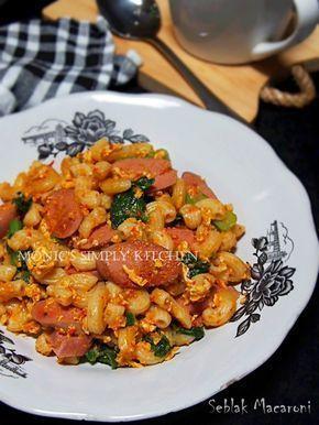 Seblak Macaroni Resep Masakan Resep Makanan Makanan Dan Minuman