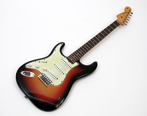 Dating Stratocaster pickups