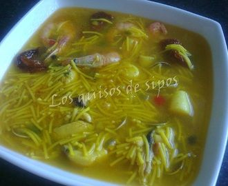 Sopa De Mariscos Receta Que Hacer De Comer Hoy Sopa De Mariscos Sopa De Mariscos Receta