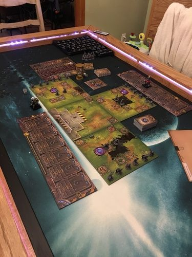 Phenomenal My New Gaming Table Boardgamegeek Boardgamegeek Board Download Free Architecture Designs Pushbritishbridgeorg