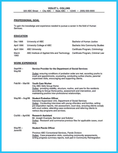 Correctional Officer Resume | Experienced Correctional Officer Resume Resume Job Resume