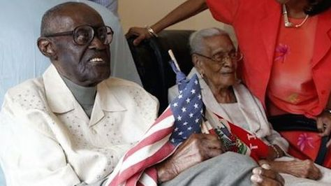 Husband, 108, wife, 105, celebrate 82 years of marriage