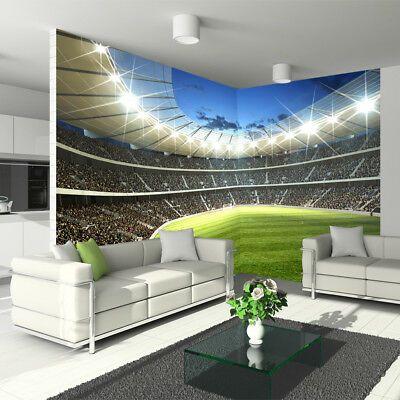 Fototapete Fussball Vlies Tapete Sport Wandbilder Xxl