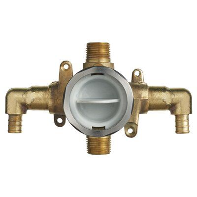 American Standard Flash Shower Rough In Valve Shower Valve