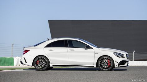 2017 Mercedes Amg Cla 45 Wallpaper With Images Mercedes