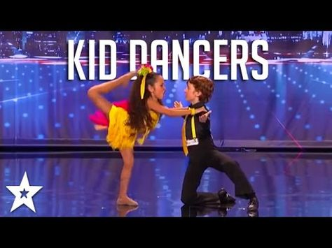 Top KID DANCERS From Across The World!