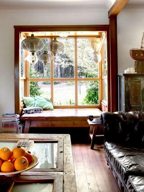 bohemian style home house tour