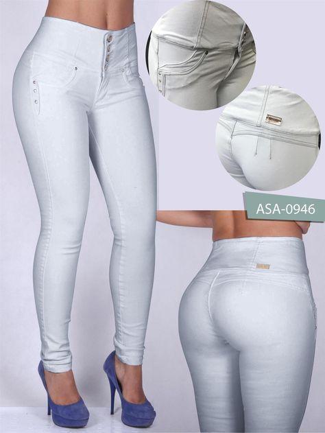 0b019287b10 ASA Moda Colombian Buttlifting Jean ASA0946