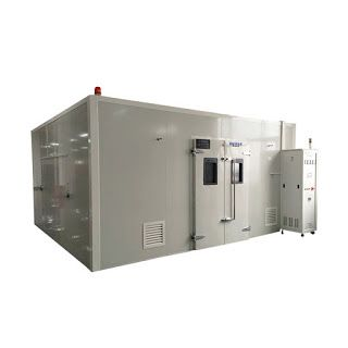Walk In Test Chamber How To Identify High Temperature Aging Room Manufa Locker Storage Temperatures Aging