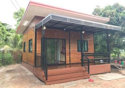 House Interior Simple Woods 29 Super Ideas Small House Design Philippines Tiny House Exterior Wood House Design