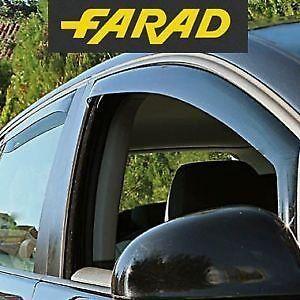 Kit 4 Deflettori Aria Antivento Farad Anteriori/Posteriori Hyundai