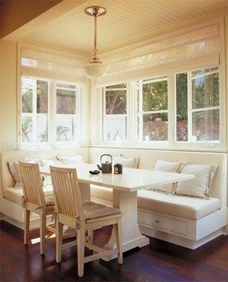 Best Home Renovation Images On Pinterest Retro Kitchens - Craftsman bungalow kitchen breakfast nooks