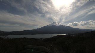 カメラ 山中湖 ライブ