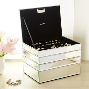 12+ Jewelry box with mirror front ideas