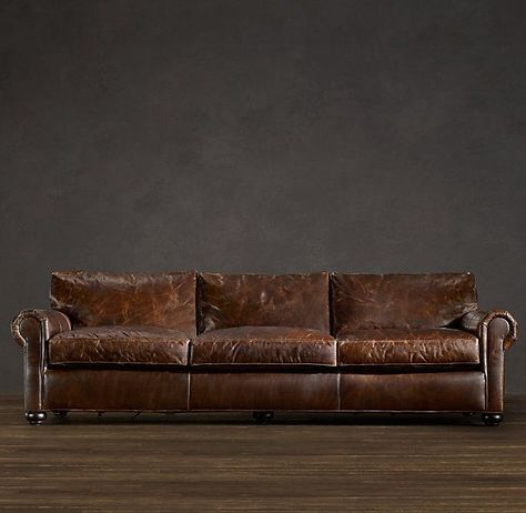 Modern Rustic Leather Sofas Furniture