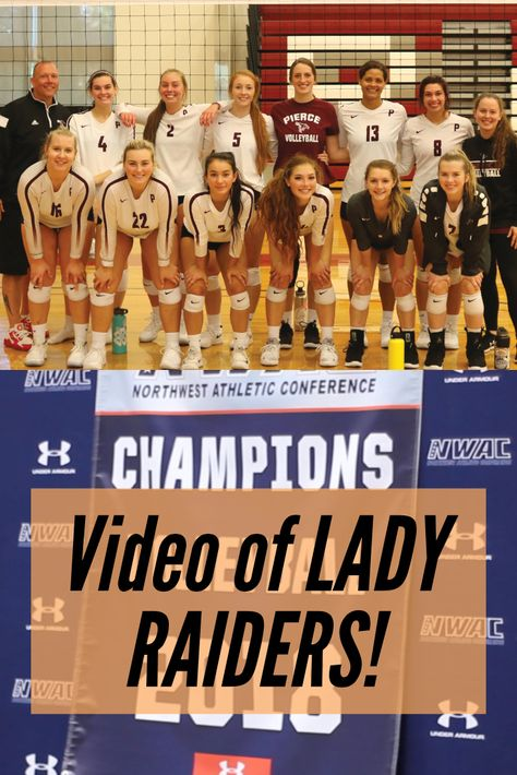 Do You Want To See The Blurb Of Lady Raiders That Competed With Other Volleyball Team In Nov 15 Click The Pi Pierce College Student Life Volleyball