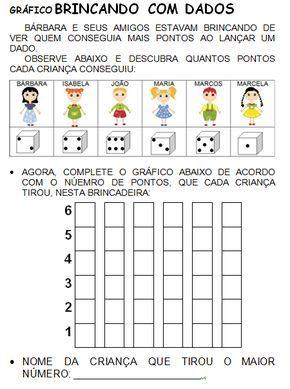 Pin De Selma Crys Em Matematica Atividades Graficas Atividades