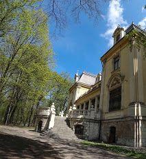 Palac Schoena Muzeum W Sosnowcu Mapy Google Zabytki I Muzeum