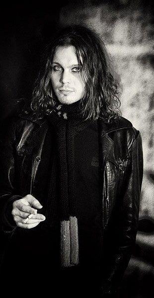 HIM Singer Ville Valo Large Mousepad heartagram love metal