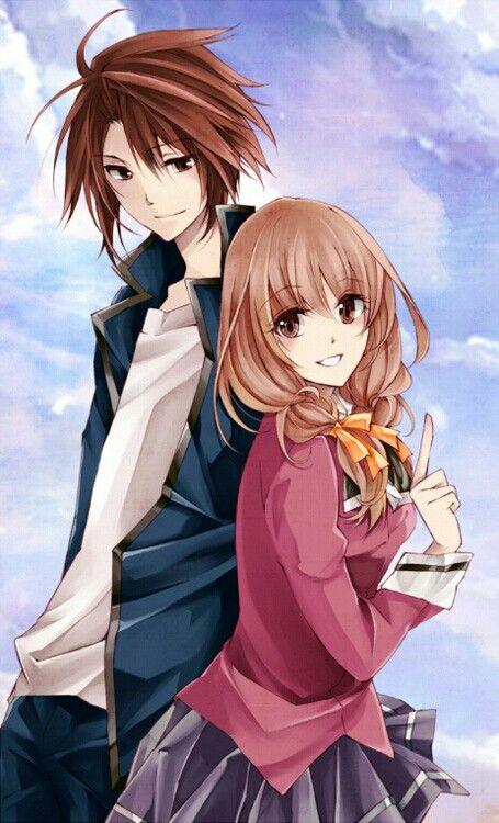 34++ Foto Keren Anime Couple - Gambar Keren HD