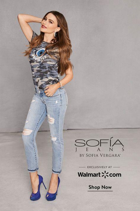 Sofia Jeans - Distressed