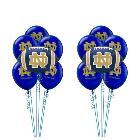 Notre Dame Fighting Irish Balloon Kit