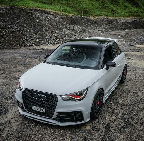 Audi A1 Custom Coches Deportivos Autos Coches