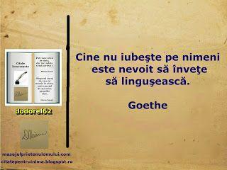 Citate Interesante Goethe Citate Poezii Germania