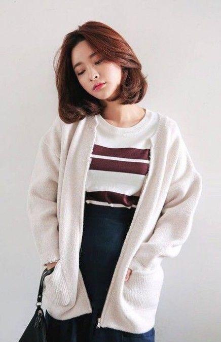 Korean Girl Hairstyles Medium Korean Short Hair Korean Hairstyle Short Hair Styles