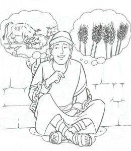 Primaire 6 Lecon 16 Joseph En Egypte B Jaxon Bible
