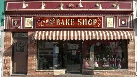 Cake Boss, the reality TV show where pastry chef Buddy Valastro bakes insane creations.... the Hoboken, NJ-based Carlo's Bakery will open its first Texas location in Preston Center this spring. At present, there are thirteen locations of Carlo's Bakery across the country, including outposts in Las Vegas, Connecticut, and New York.  Valastro's world-famous cannoli and signature lobster-tail pastry  will be in Preston Center, opening in March 2016