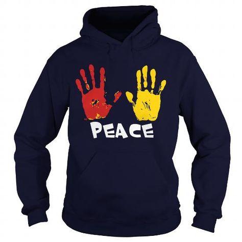 Hands Peace politics USA Army Love rainbow cool