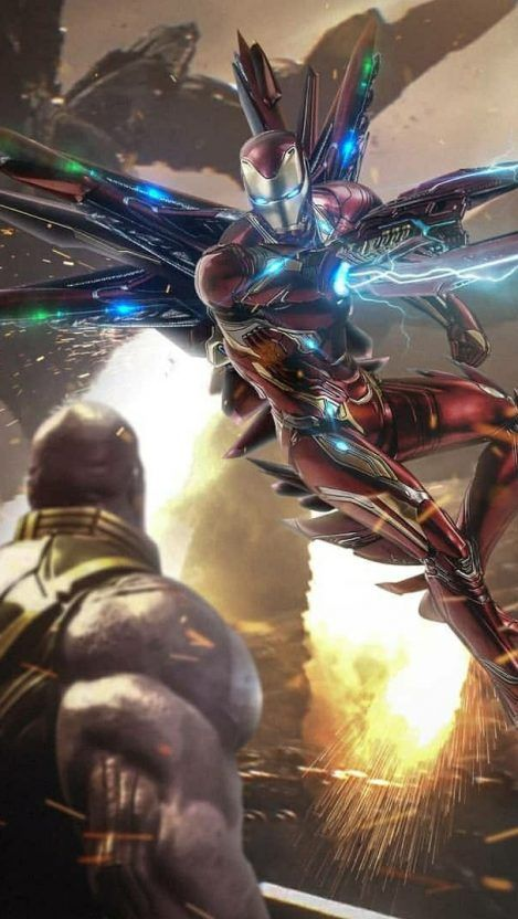 Amoled Venom Iphone Wallpaper Iron Man Fan Art Avengers Vs