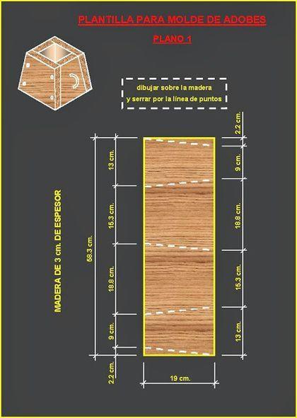 Construir Tu Propio Horno De Barro Casero Todos Los Pasos Taringa Map Diy Periodic Table