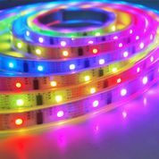 Voor koning dag echt oranje LED strip www.led-verlichting.org ...