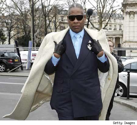 Andre Leon Talley - Icon of fashion and style, leaves the number 2 spot at Vogue after 30 years to become Editor-In-Chief of Numéro Russia magazine! All the best to you André 2013