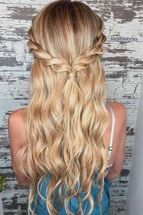 Resultado De Imagem Para Imagens De Penteados Tumblr Long Hair Updo Long Hair Styles Easy Hairstyles