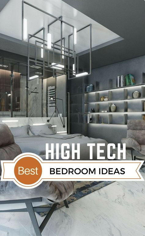 50 High Tech Interior Design Ideas Modern Design Ideas With Photos High Tech Interior High Tech Gadgets High Tech Design