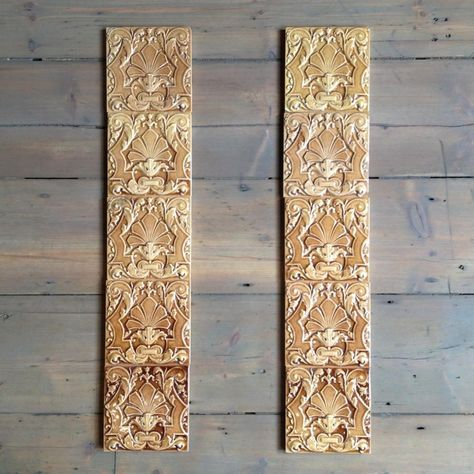 Antique Fireplace Tiles In 2020 Vintage Fireplace Tiles For Sale Antiques