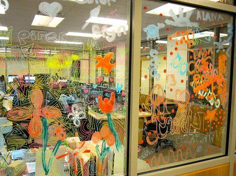 Darien Library Teen Space by mstephens7, via Flickr