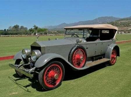 1920 Rolls Royce Silver Ghost In 2020 Rolls Royce Royce Classic Cars