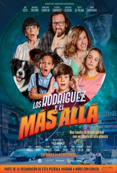 Los Rodríguez Y El Más Allá Ver Pelicula Online Gratis Español En 2020 El Niño Pelicula Cine Peliculas