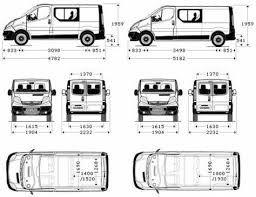 Vauxhall Vivaro Floor Plan Google Search In 2020 Vauxhall Vivaro Camper Camper Van Conversion Diy Vauxhall