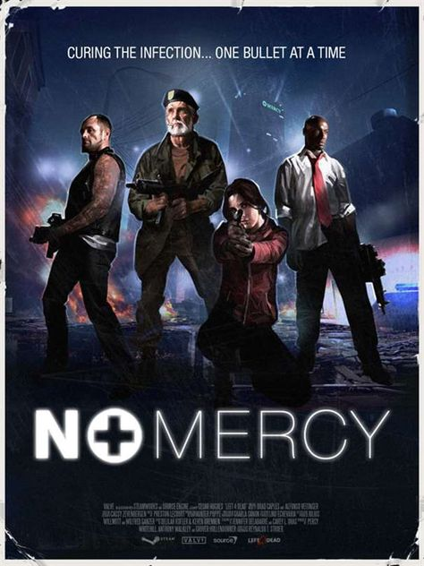Left4Dead, best part of level is in the second to last act