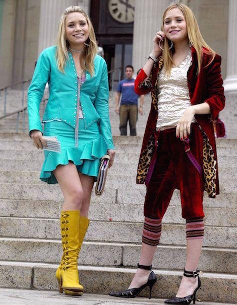 Photo of MKA New York Minute Stills for fans of Mary-Kate & Ashley Olsen 33737825