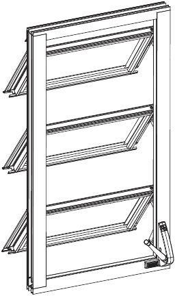 Dibujo 3d Ventana Hervent Ventanas De Aluminio Ventanas Diseno Ventanas