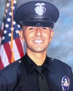 Police Officer Juan Jose Diaz Fallen Police Officer Los Angeles Police Department Police Officer